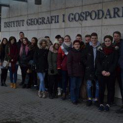 Z wizytą na Uniwersytecie Jagiellońskim – 7 II 2018